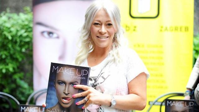 Sanja Agić - make up artist